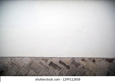 chinese deco wall/weathered wall