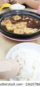 A Chinese delicacy, the Bah Kut Teh, which is considered a healthy fare and beneficial to the body.