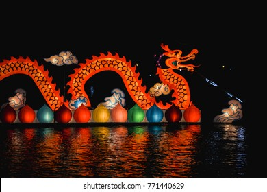 Chinese Dragon Show, annual festival