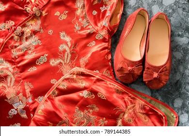 Chinese Dresses  ,Chinese New Year