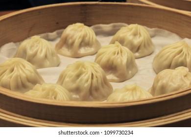 Chinese Dumpling in Taiwan