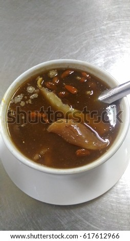 Apologise, bull penis soup china think, that