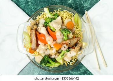 Chinese Food, Cantonese Chow Mein