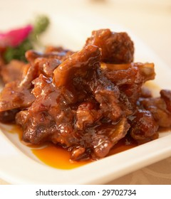 chinese food - Sweet and Sour Spare Ribs