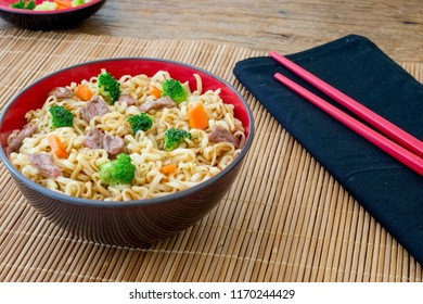 Chinese food yakisoba