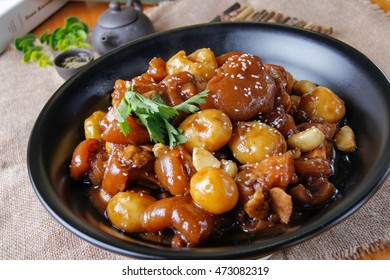Chinese food:Hoof and Trotters