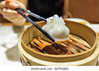 chinese food,pork dumpling