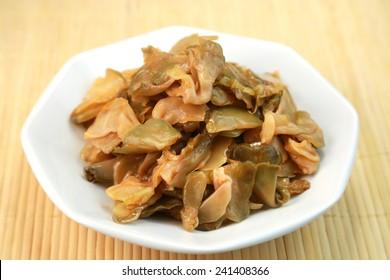 Chinese food/Zha cai