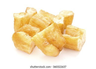 Chinese Fried Crullers; non-sharpened