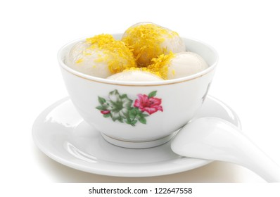 Rice Flour Dumplings Images, Stock Photos & Vectors