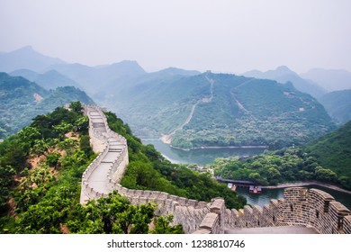 Chinese Great Wall summer