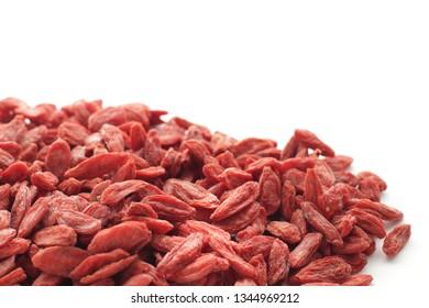 Chinese herbal medicine, dried wolfberries