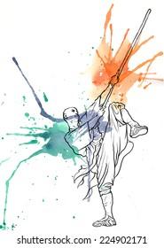 Chinese martial arts-Kung fu