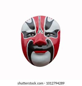 Chinese mask Fast change