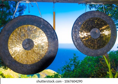 Chinese Metal Gongs