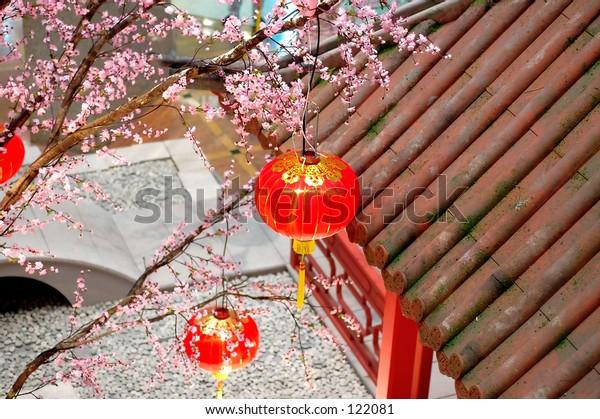Chinese new year deccor