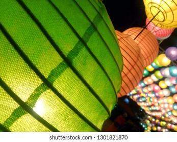 Chinese New Year Lampion Light Asian Indonesian