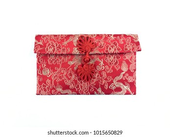 Chinese New Year red packet with Malaysian money