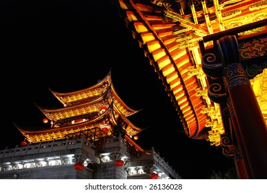 Chinese old city