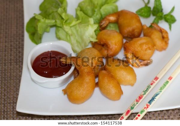 Chinese shrimp