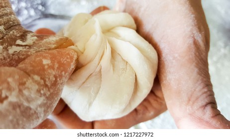 chinese steamed buns homemade