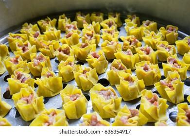 Chinese Steamed Dumpling ,Dumpling