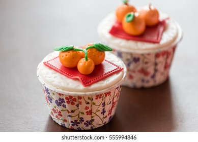 chinese style cup cake