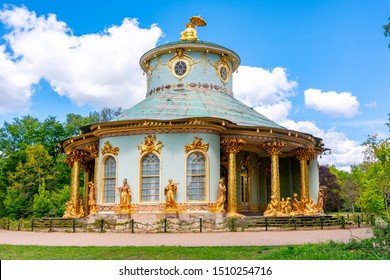 Chinese Tea House in Sanssouci Park, Potsdam, Germany - Shutterstock ID 1510254716