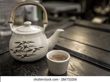chinese tea-Vintage Style