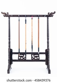 Chinese traditional brush frame