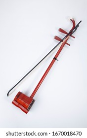 Chinese traditional musical instrument erhu