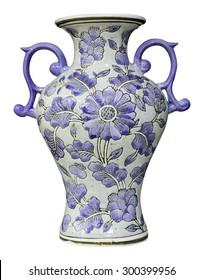 Chinese vase designs