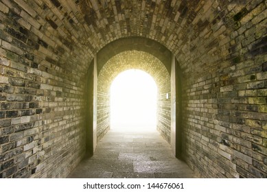 Chinese Walls door light