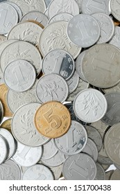 Chinese Yuan coins background