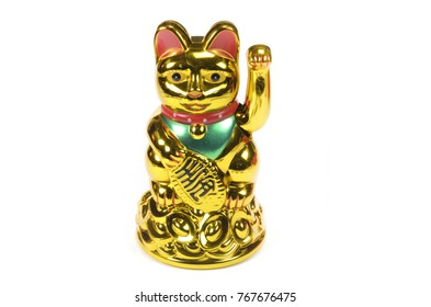 Chinesse decoration for luck Golden Cat