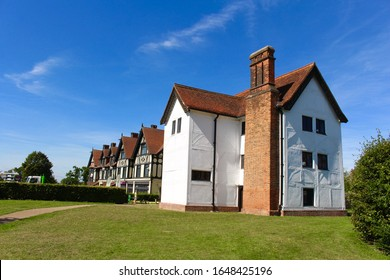 Chingford ,Essex England 1/10/2019 Queen Elizabeth's Hunting Lodge a Grade 11 listed hunting lodge on the edge of Epping Forest. Originally built by Henry V111 in 1542.