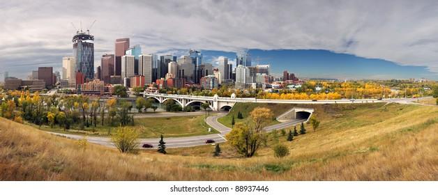 Chinook Arch, Calgary, Alberta, Canada Center Street Bridge,