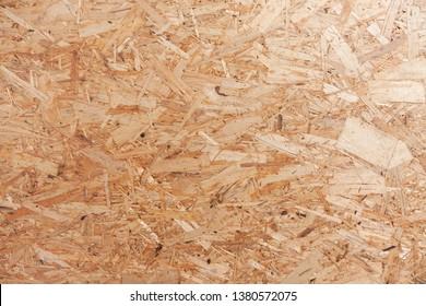 Chipboard (fiberboard) texture. Wooden material