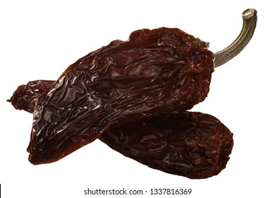 Chipotle Morita, a whole smoke-dried overripe Jalapeno chile peppers