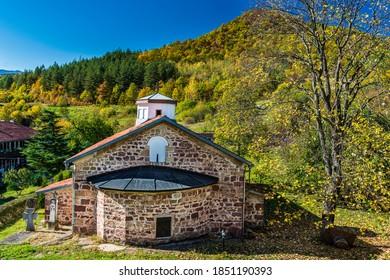 Chiprovski monastery - the church