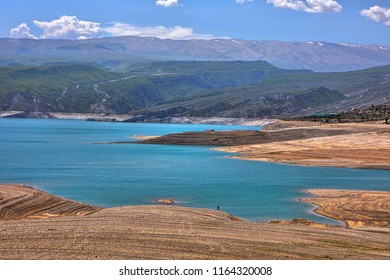 Chirkeysky reservoir — the reservoir in Dagestan (Russia) formed on the Sulak River as a result of construction of Chirkeysky hydroelectric power station, the largest reservoir of the North Caucasus
