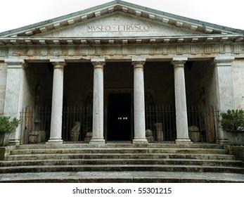 Chiusi - Etruscan museum