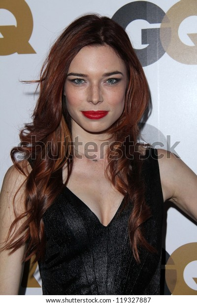 Chloe Dykstra Gq Men Year Party Stock Photo (Edit Now) 119327887