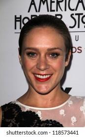 "Chloe Sevigny at the Premiere Screening of FX's ""American Horror Story: Asylum,"" Paramount Theater, Hollywood, CA 10-13-12"