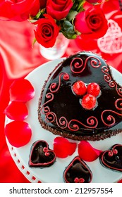 Chocolate beer and wine pairings. Raspbeverly Flourless Cake with Zinfandel wine for Valentines day.