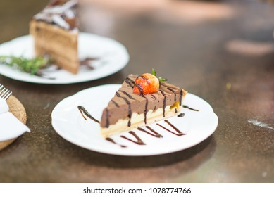 Chocolate Cake food.
