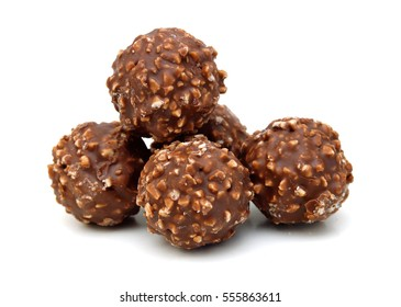 Chocolate Truffles Ez Canvas