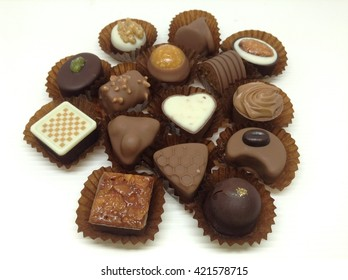 Chocolate candies, Chocolate truffles