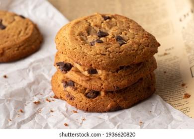 chocolate cookies ,Chocolate chip cookies shot