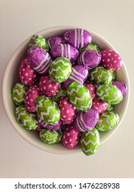 Chocolate Easter eggs add a sweet touch to your holiday celebration